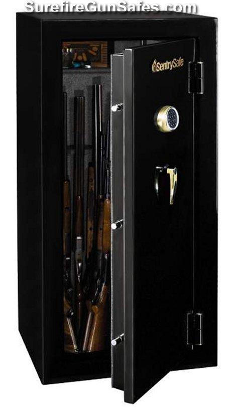 59x23 Quot Sentry Gun Safe Gs1459 14 Gun Cap 30 Minute Fire