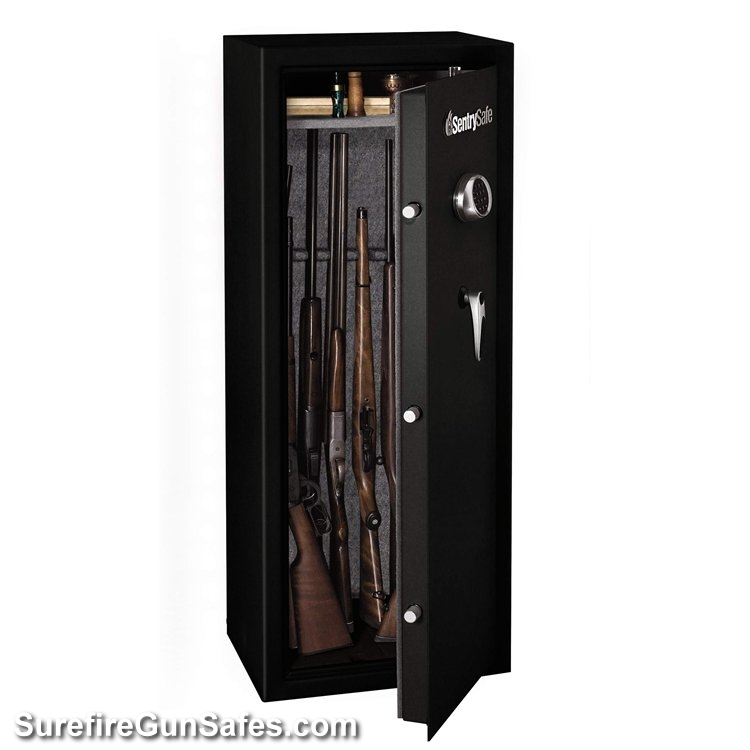 55x21 sentry g1455 gun safe 14 gun capacity surefire gun safes click image to enlarge planetlyrics Choice Image