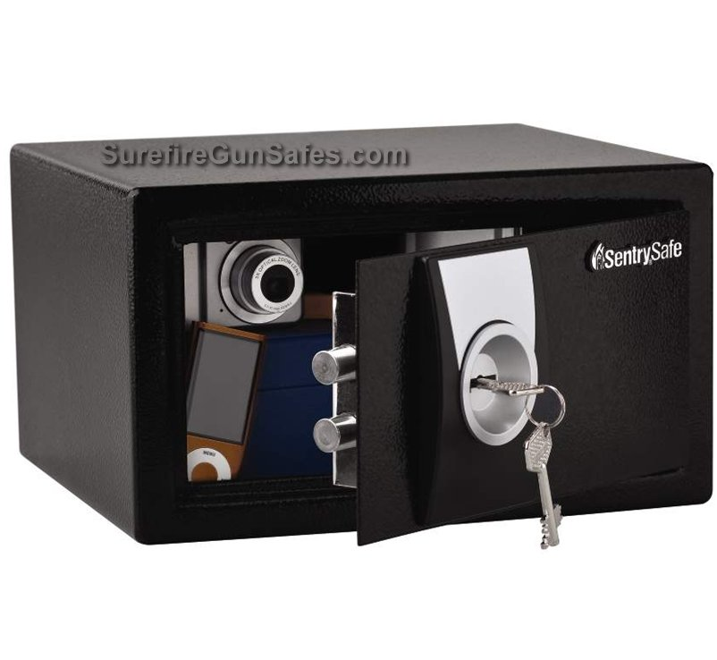 Image Of 6 6x11 4 Sentry X031 Small Security Box Home Safe