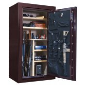 "72x40"" Cannon Commander CO43 Gun Safe/ 36 Gun: 90 Minute Fire Rated"