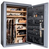 "72x50"" Cannon Commander CO54 Gun Safe/ 48 Gun Max: 90-Minute Fire Rating"