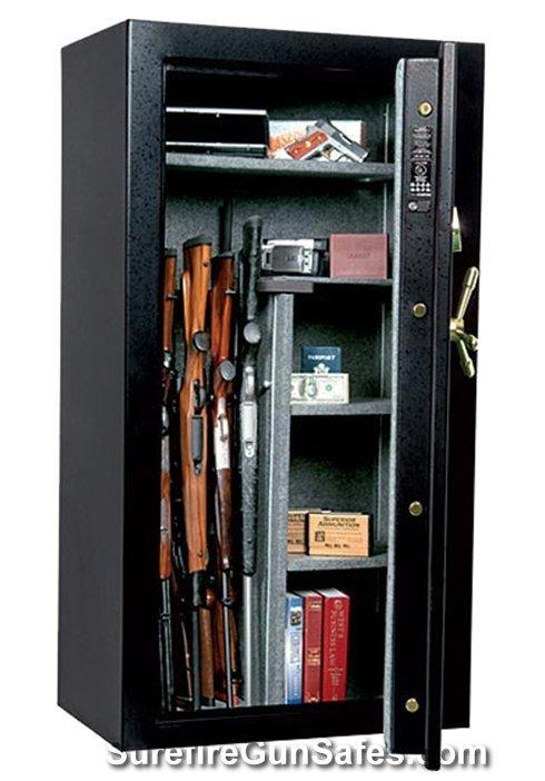 59x30 Quot Cannon P22 Gun Safe Patriot Series 60 Minute