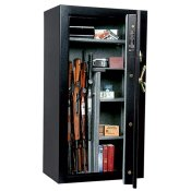 "59x30"" Cannon P22 Gun Safe - Patriot Series: 60-Minute Fire Safe / 12-24 Gun cap"