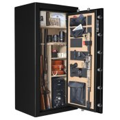 "60x30"" Cannon CA23 Gun Safe - Cannon Series: 60 Minute Fire Rated/ 24 Gun max"