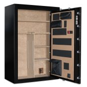 "60x40"" Cannon CA33 Gun Safe - Cannon Series: 60 Minute Fire Rated/ 36 Gun max"