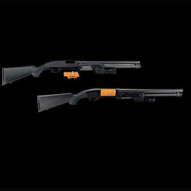 Shotgun Breech Lock Surefire Gun Safes
