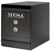 "8x6"" Mesa MS-MUC2K Under-Counter Depository Safe"