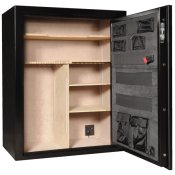 "60x48"" Cannon Armory Series A54 Gun Safe, 80 Gun Max: 30 Minute Fire Rated"