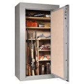 "72x40"" Cannon Scout Series S45 Gun Safe, 48 Gun Max: 30-Minute Fire Rated"