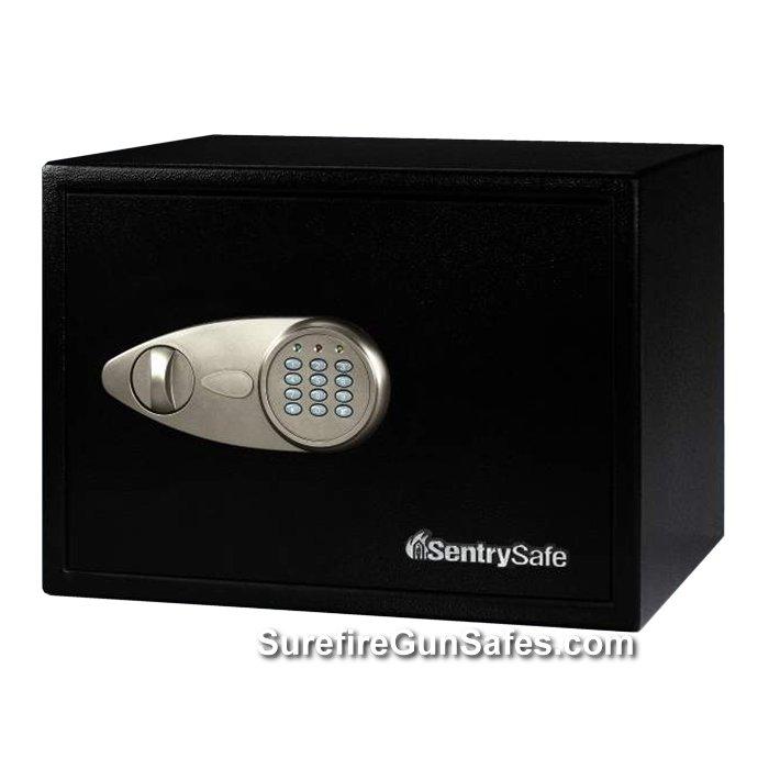 10 6x16 9 Quot Sentry X125 Large Security Box Safe Laptop
